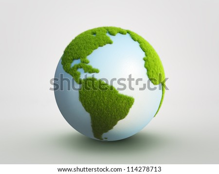 earth ecology concept. elements of this image furnished by NASA