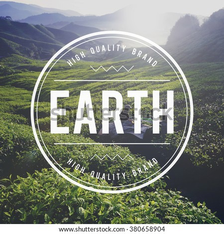 Earth Ecology Environment Protection Conservation Concept - stock photo