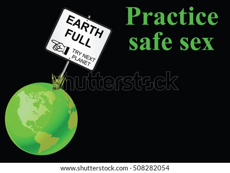 safe sex sign