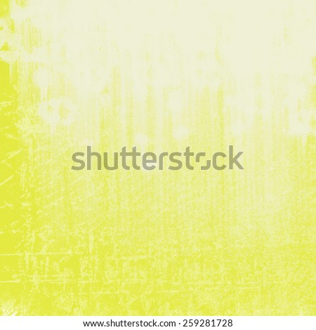 Earthy yellow gradient background image and design element - stock photo