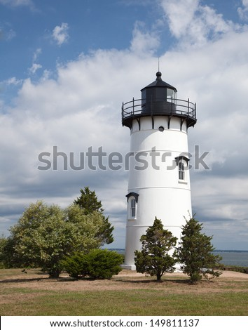 East Chop Lighthouse in Martha's Vineyard