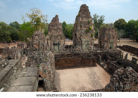 East Mebon Temple - Cambodia