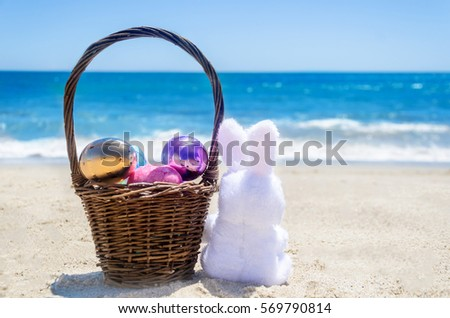 Beach Bunny Stock Images Royalty Free Images Amp Vectors