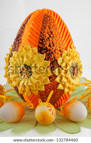 Easter egg as a decoration for your home