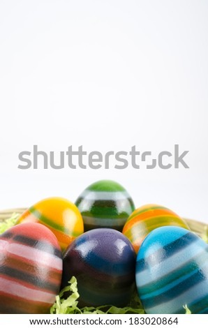 Easter Eggs/Easter Basket
