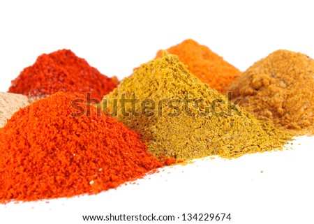 Eastern spices mix