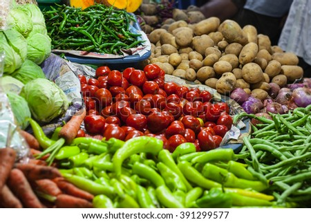 eastern vegetable Market