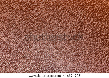 eather texture closeup. color leather background - stock photo