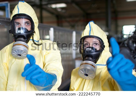 Ebola alarm - stock photo