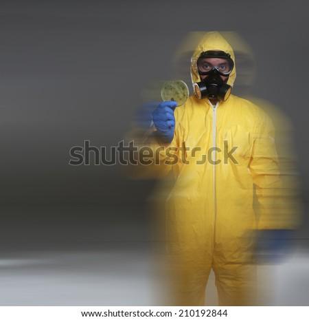 Ebola Epidemic - stock photo
