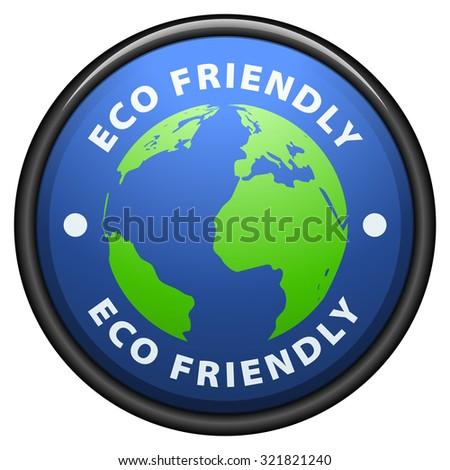 Eco friendly - stock photo