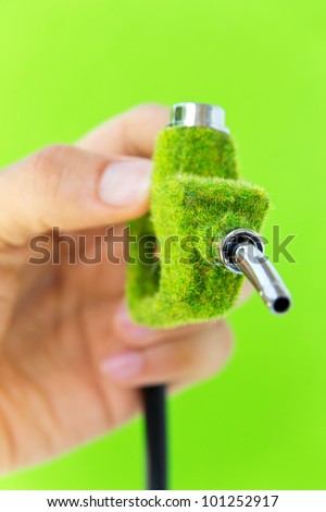 eco fuel nozzle,energy concept