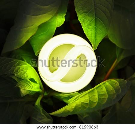 Eco Idea - stock photo