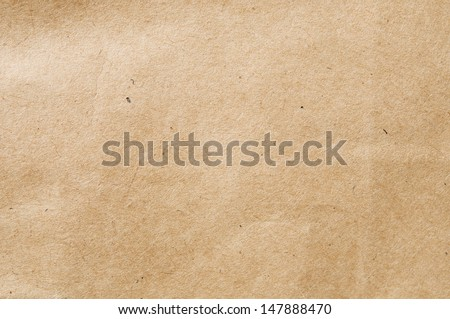 Eco paper background - stock photo