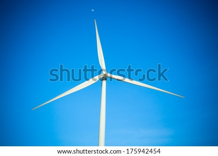 Eco power, wind turbine electric generator
