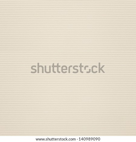 ecru paper background or stripe pattern texture