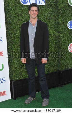 "Eddie Cahill - star of ""CSI: New York"" - at CBS TV Summer Press Tour Party in Beverly Hills.  July 28, 2010  Los Angeles, CA Picture: Paul Smith / Featureflash"
