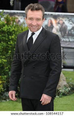 "Eddie Marsan arriving for the premiere of ""Snow White and the Huntsman"" at the Empire, Leicester Square , London. 14/05/2012 Picture by: Steve Vas / Featureflash"