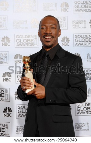 EDDIE MURPHY at the 64th Annual Golden Globe Awards at the Beverly Hilton Hotel. January 15, 2007 Beverly Hills, CA Picture: Paul Smith / Featureflash - stock photo