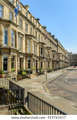 Stock images royalty free images vectors shutterstock for 3 rothesay terrace edinburgh