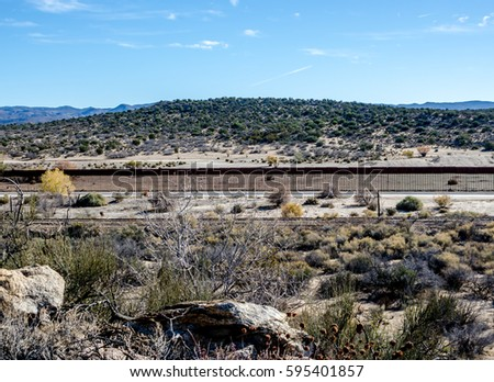 Editorial December 3 2015 Us Mexican Border Fence Near Jaba Boulevard