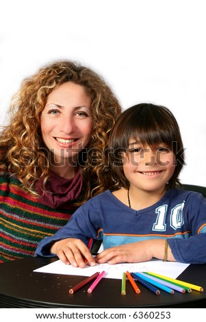 Education - stock photo