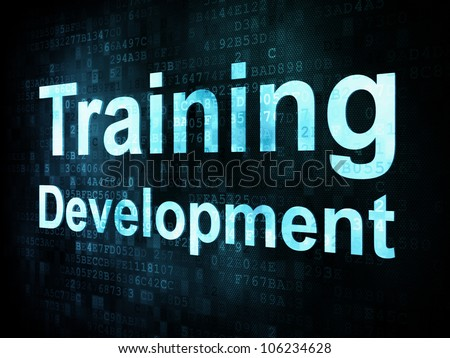 major concepts of training development and learning The employee training and development process learning happens all the time whether or not you are fully aware of it are you a person who forgets to save your work on your computer on a regular basis.