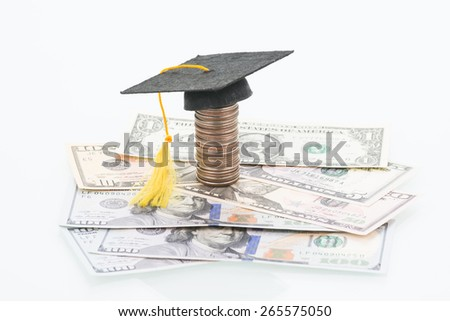 Education Fund - stock photo