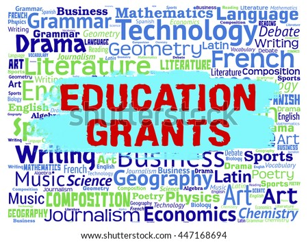 Education Grants Indicating Support Learning And School