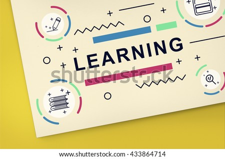 Education Lesson Learn Study Student Concept - stock photo