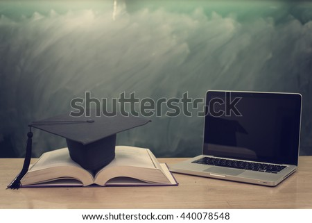 education online concept - stock photo