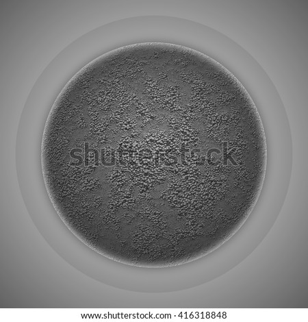 Egg Cell - Background Suitable for Custom Scientific Content  - stock photo