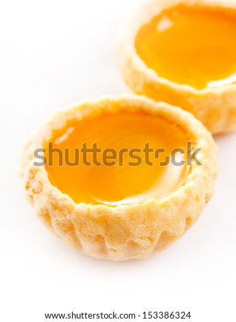 Egg tarts sweet custard pie desserts