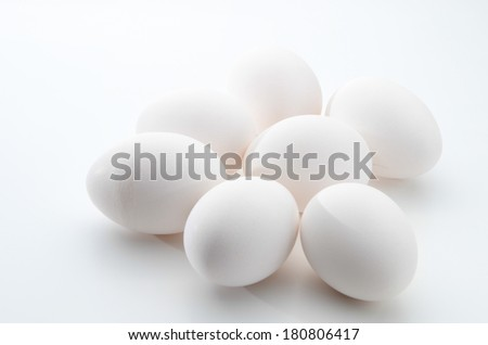 egg with white background