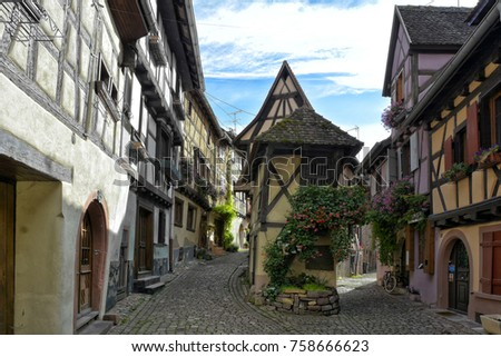 Eguisheim in France