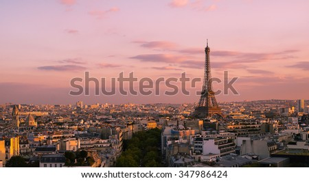 Eiffel tower Paris backgrounds