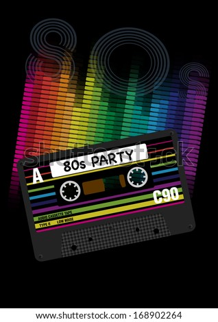 80s Party Stock Images Royalty Free Images Amp Vectors