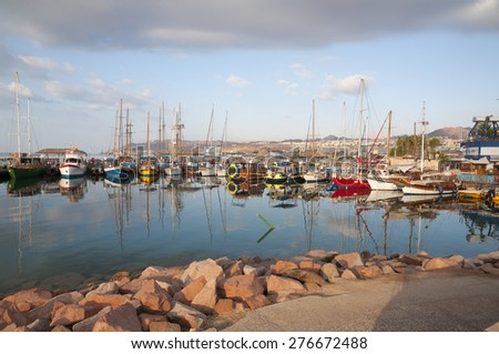 Eilat - stock photo