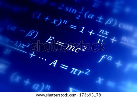 Einstein formula of relativity