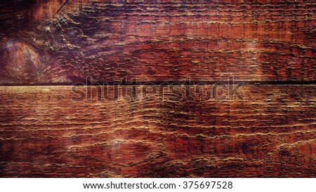 Elaborate detail with granular filters of wood for natural or artisan backgrounds contrasted in colorful