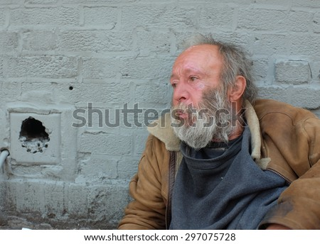 Homeless Man Stock Images Royalty Free Images Amp Vectors