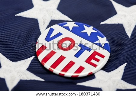 Election Voting - stock photo