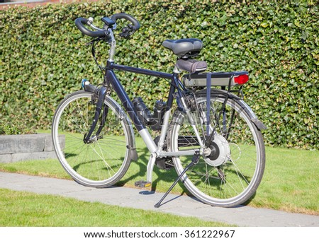 Electric Bike Stock Images Royalty Free Images Vectors