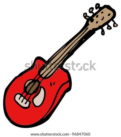 Electric Guitar Cartoon Pictures Electric Guitar Cartoon