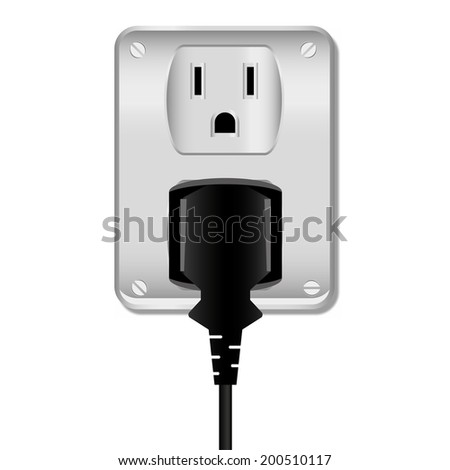 electric plug and outlet