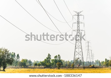 Electric post