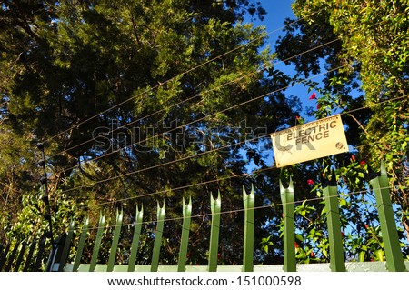 ELECTRIC FENCING - ORSCHELN FARM AMP; HOME