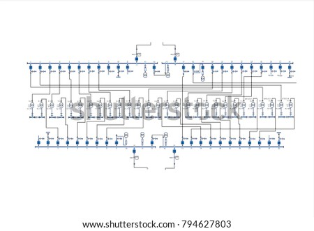 Electrical Diagram Stock Images, Royalty-Free Images & Vectors ...