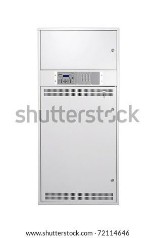 stock photo electrical enclosure with its door closed could be electrical circuit breaker fuse box control 72114646 electrical breaker stock images, royalty free images & vectors how to open fuse box door at mifinder.co