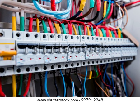 Electrical Panel Stock Images Royalty Free Images